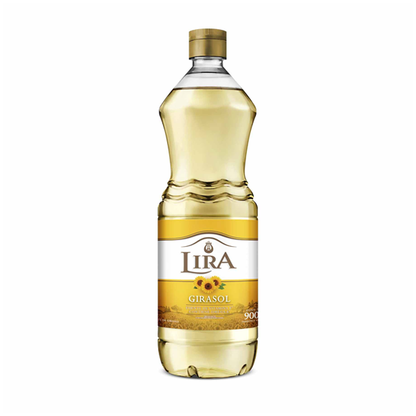 ACEITE LIRA GIRASOL 900CC