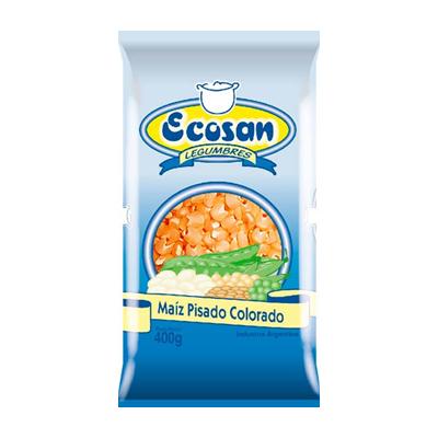 MAIZ ECOSAN QUEBRADO COLORADO 400GR