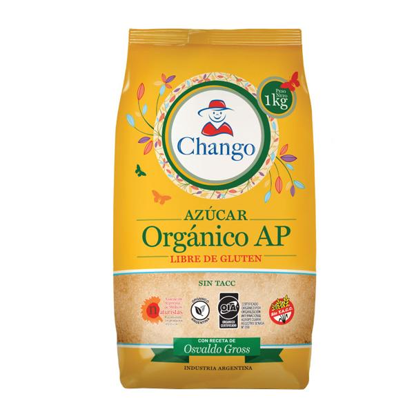 AZUCAR CHANGO ORGANICO 1KG