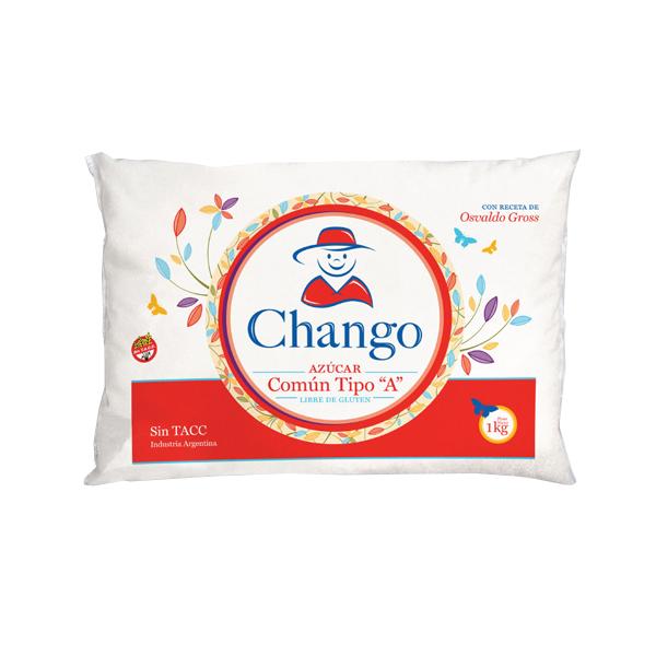 AZUCAR CHANGO BOLSA 1KG