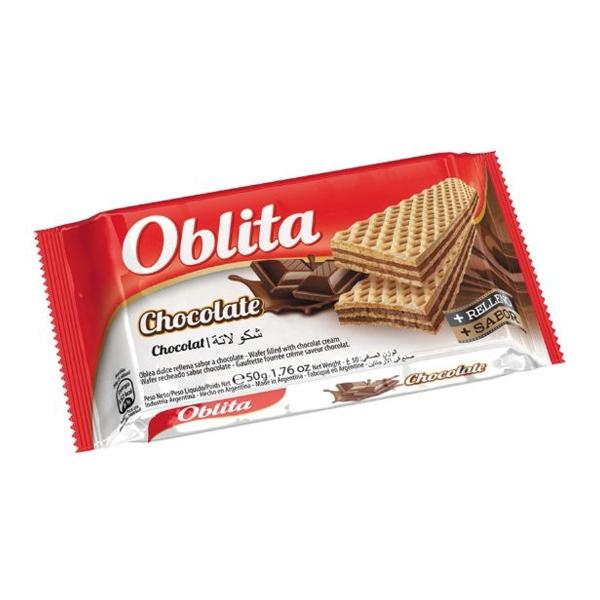 GALL OBLITA OBLEA CHOCOLATE 4U 50R