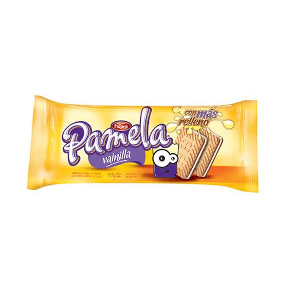 GALL PAMELA RELLENAS VAINILLA 97GR