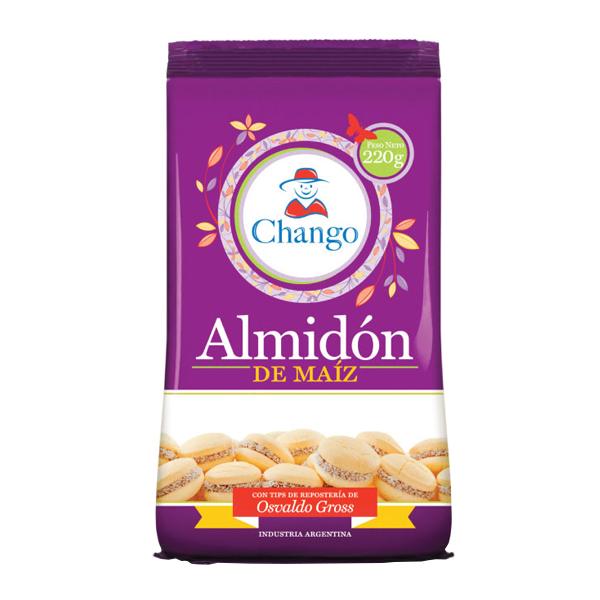 ALMIDON DE MAIZ CHANGO 220GR