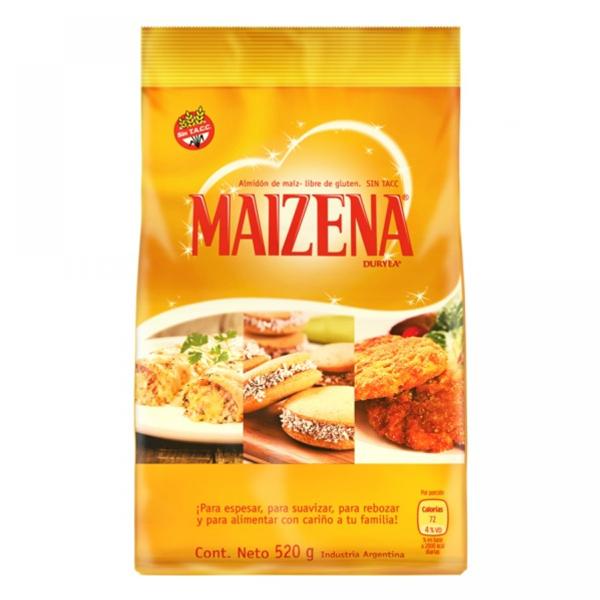 ALMIDON DE MAIZ MAIZENA 520GR
