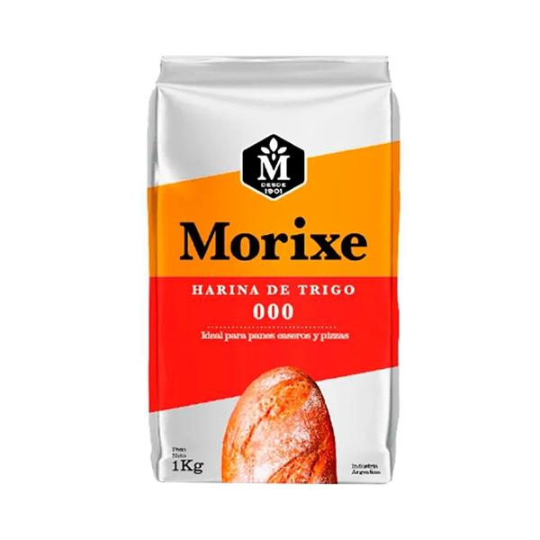 HARINA MORIXE 000 1KG