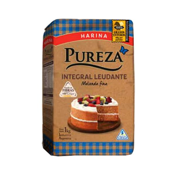 HARINA PUREZA INTEGRAL LEUDANTE 1KG