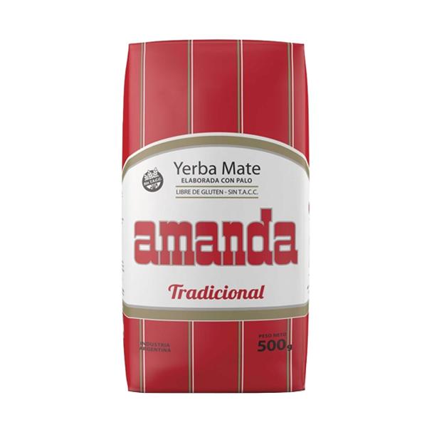 YERBA AMANDA TRADICIONAL MJ 500GR