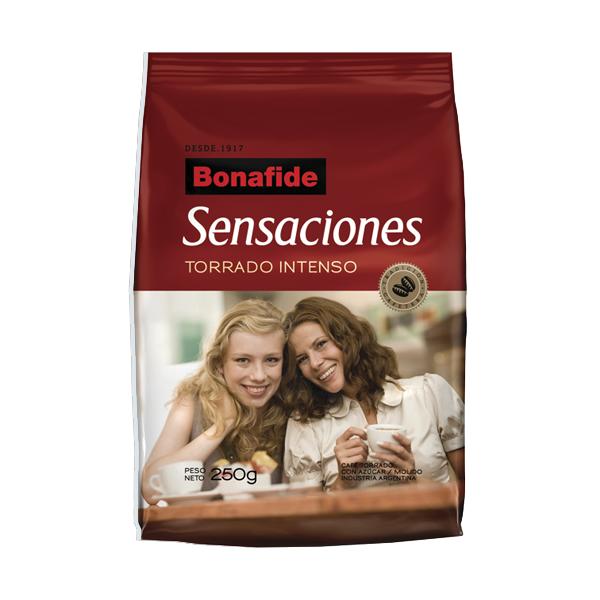 CAFE BONAFIDE SENSACIONES INTENSO 250GR