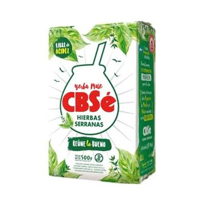 YERBA CBSE HIERBAS SERRANAS 500GR