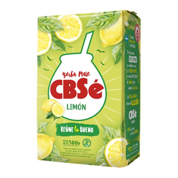 YERBA CBSE LIMON 500GR