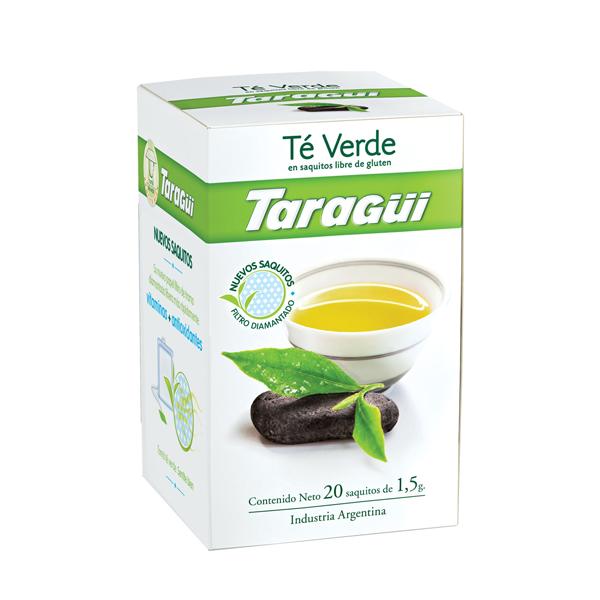 TE TARAGUI VERDE 20 SAQ