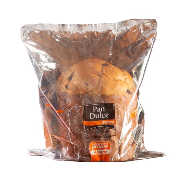 PAN DULCE ALVEAR C/CHOCOLATE 500GR