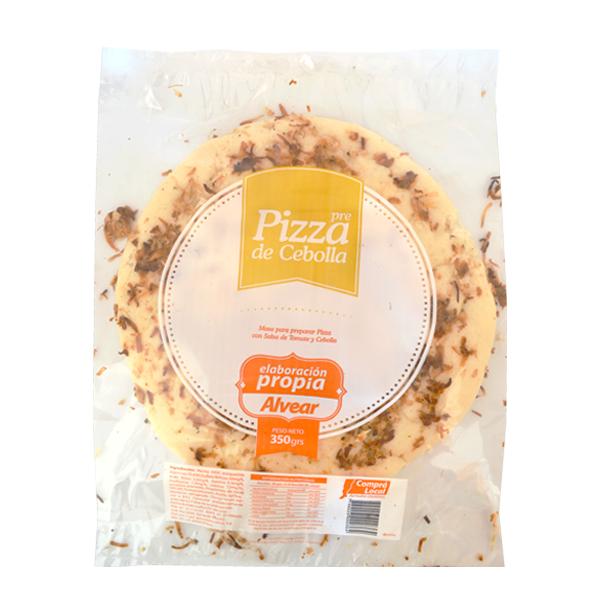 PIZZA ALVEAR CEBOLLA 350GR
