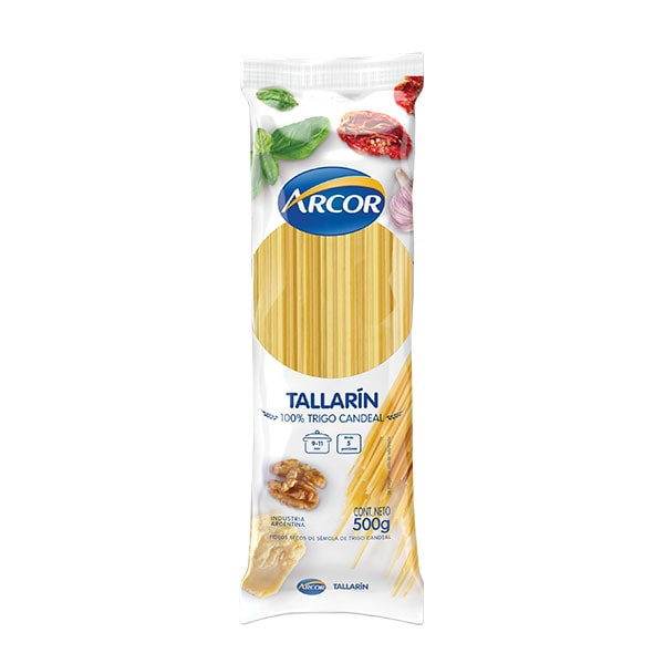 FIDEOS ARCOR TALLARIN 500GR