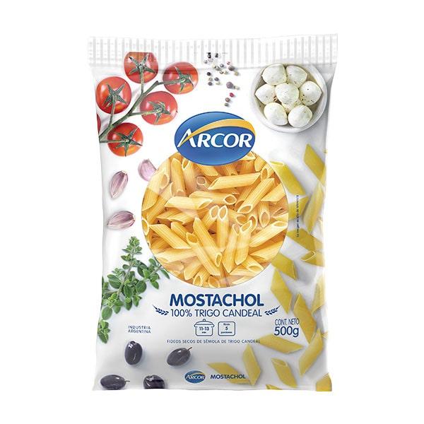 FIDEOS ARCOR MOSTACHOL 500GR