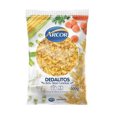 FIDEOS ARCOR DEDALITOS 500GR