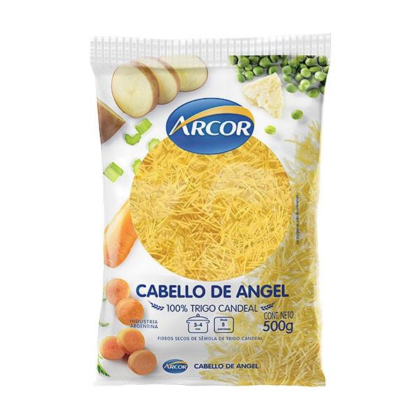 FIDEOS ARCOR CABELLO DE ANGEL 500GR