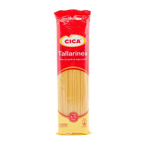 FIDEOS CICA TALLARIN 500GR
