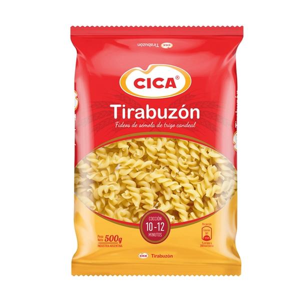 FIDEOS CICA TIRABUZON 500GR