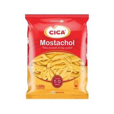FIDEOS CICA MOSTACHOL 500GR