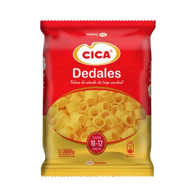 FIDEOS CICA DEDALES 500GR