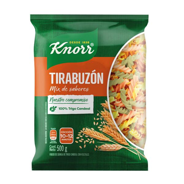FIDEOS KNORR MIX TIRABUZON 500GR