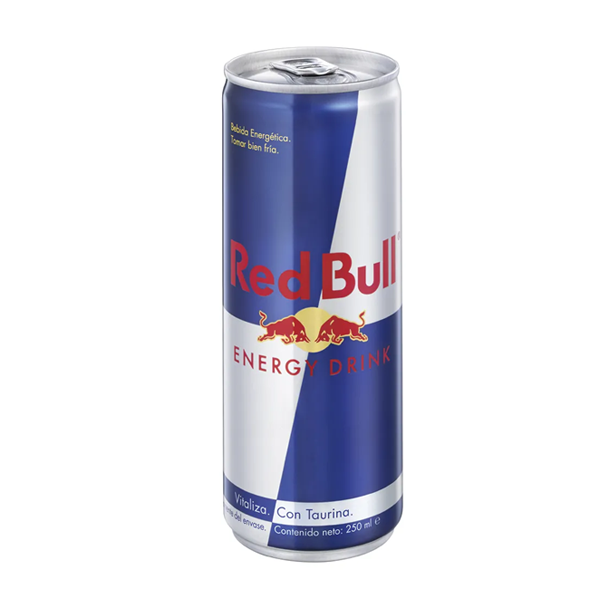 ENERGIZANTE RED BULL ENERGY DRINK 250CC