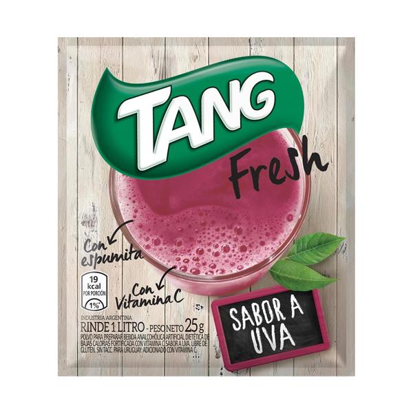 JUGO TANG FRESH UVA 25GR