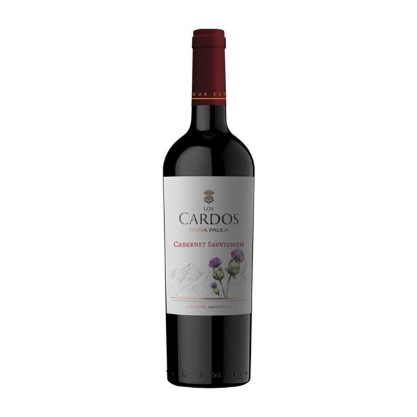 VINO LOS CARDOS CABERNET SAUVIGNON 750CC
