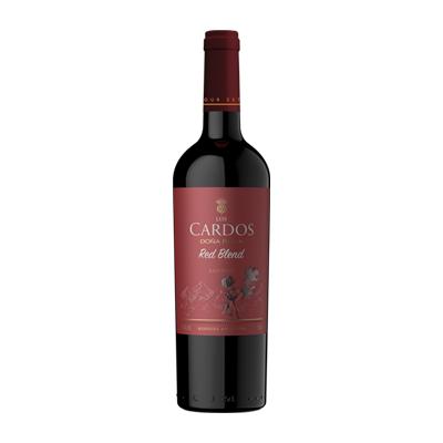 VINO LOS CARDOS RED BLEND 750CC