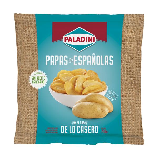 PAPAS PALADINI ESPAÑOLAS 700GR