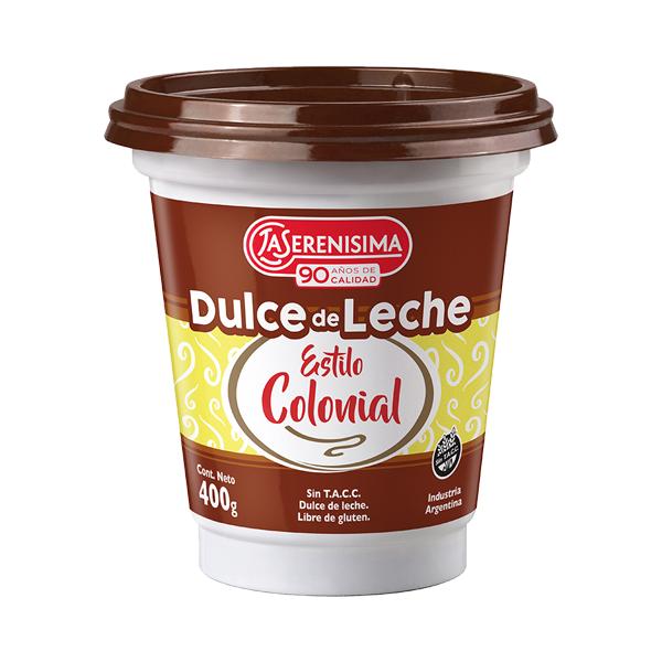 DULCE DE LECHE LS ESTILO COLONIAL 400GR