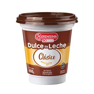 DULCE DE LECHE LS CLASICO 400GR