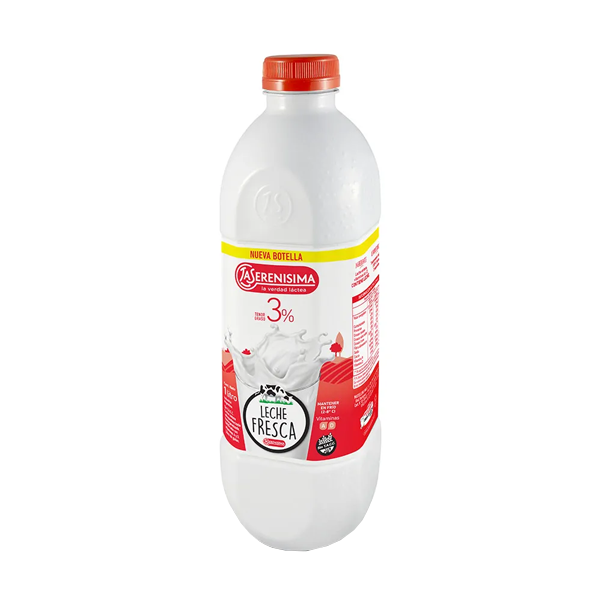 LECHE LS ENTERA ULTRA CLASICA 3% PET 1L
