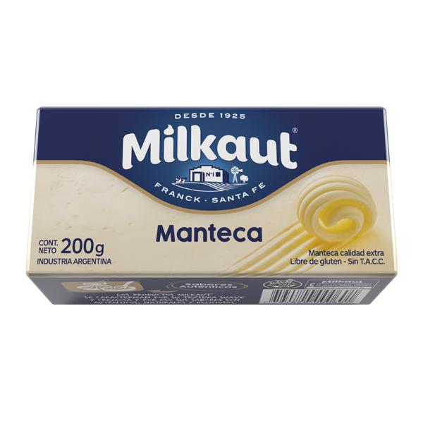 MANTECA MILKAUT 200GR