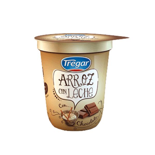 ARROZ C/LECHE TREGAR CHOCOLATE 180GR