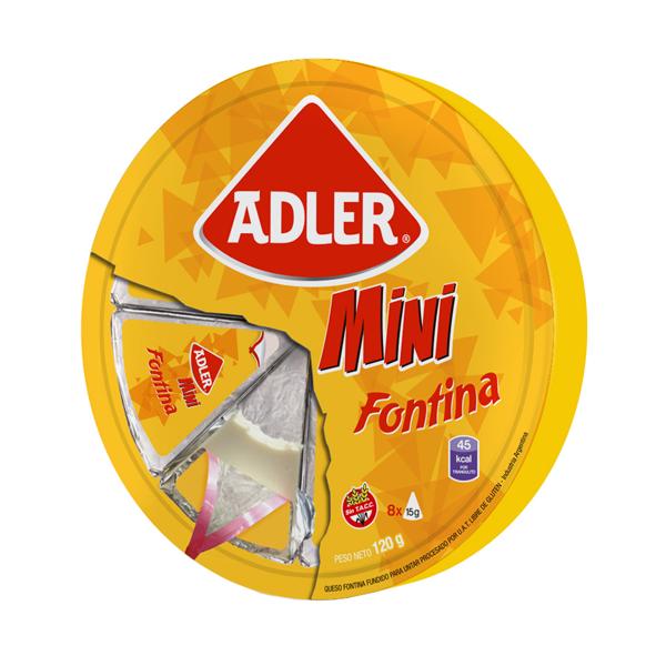 QUESO ADLER FONTINA 120GR