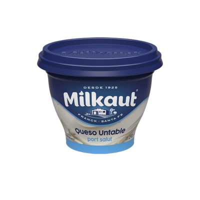 QUESO BCO MILKAUT LIGHT POR SALUT 190GR