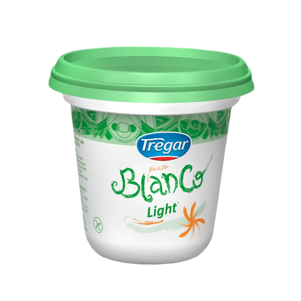 QUESO BLANCO TREGAR LIGHT 300GR