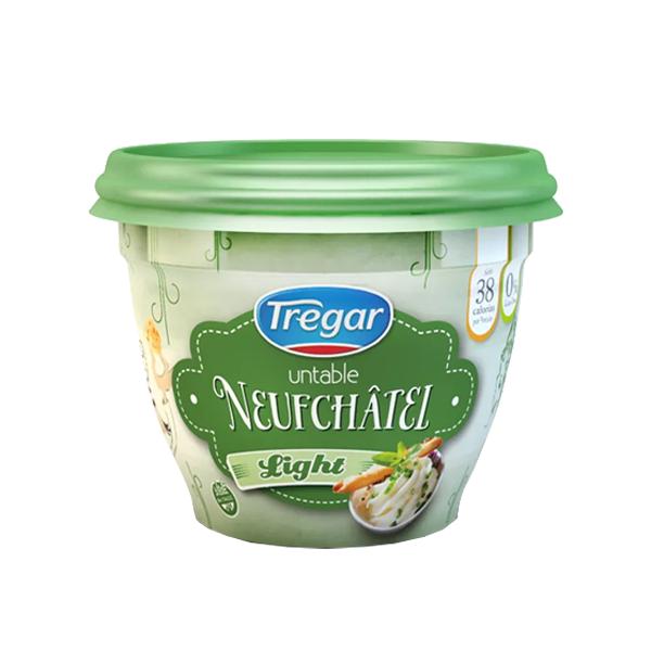 QUESO NEUFCHATEL TREGAR LIGHT 190GR