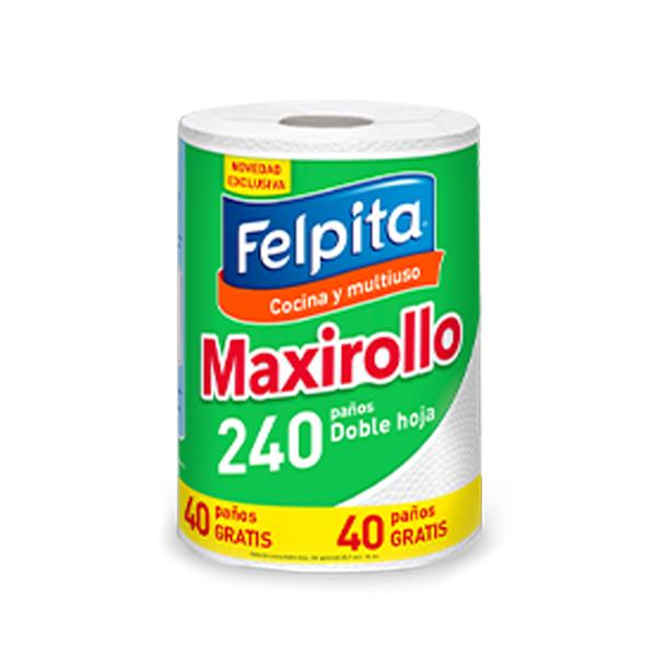 ROLLO COCINA FELPITA MAXIROLLO 200P 1U