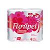PAPEL HIG FLORIPEL S/H 30MT 4U