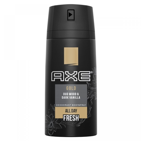 DES AXE GOLD ALL DAY FRESH 150CC