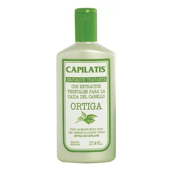 ENJUAGUE CAPILATIS ORTIGA 410CC