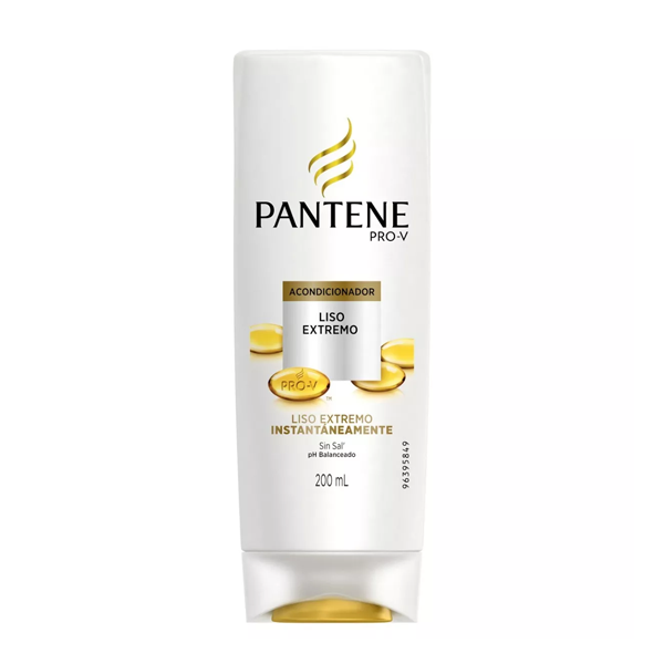 ACOND PANTENE LISO EXTREMO 200CC