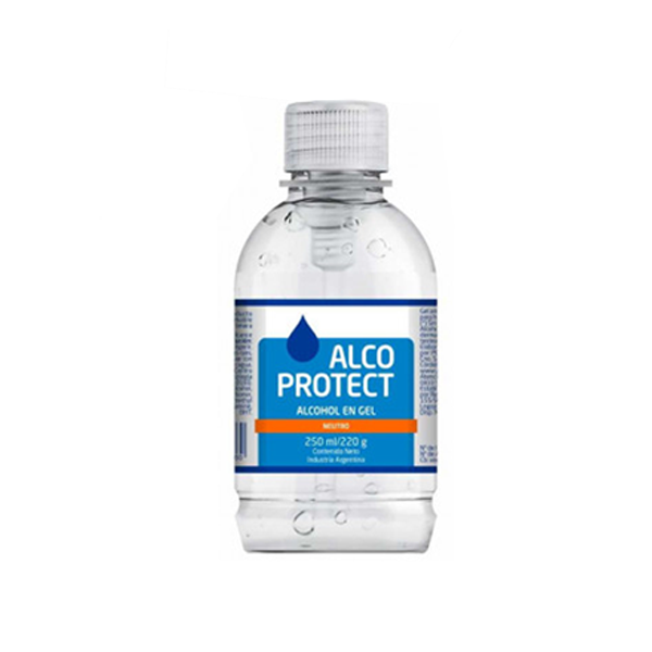ALCOHOL ALCOPROTECT GEL 250CC