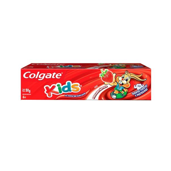 GEL COLGATE KIDS FRESANTASTICO 50GR