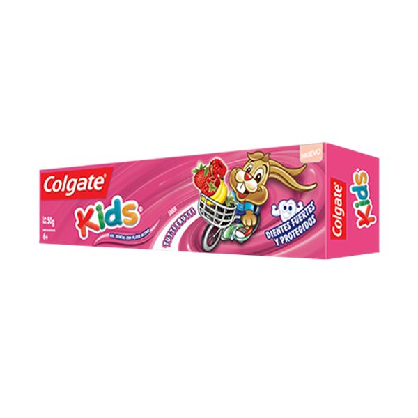 GEL COLGATE KIDS TUTTI FRUTTI 50GR