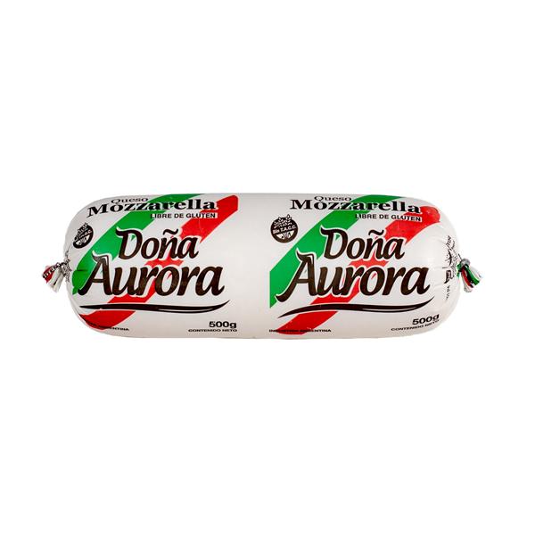 QUESO MOZZARELLA AURORA 500GR