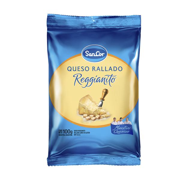 QUESO RALLADO SANCOR TRADIC 100GR
